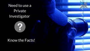 Private Investigation Facts