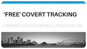 free covert vehicle tracking