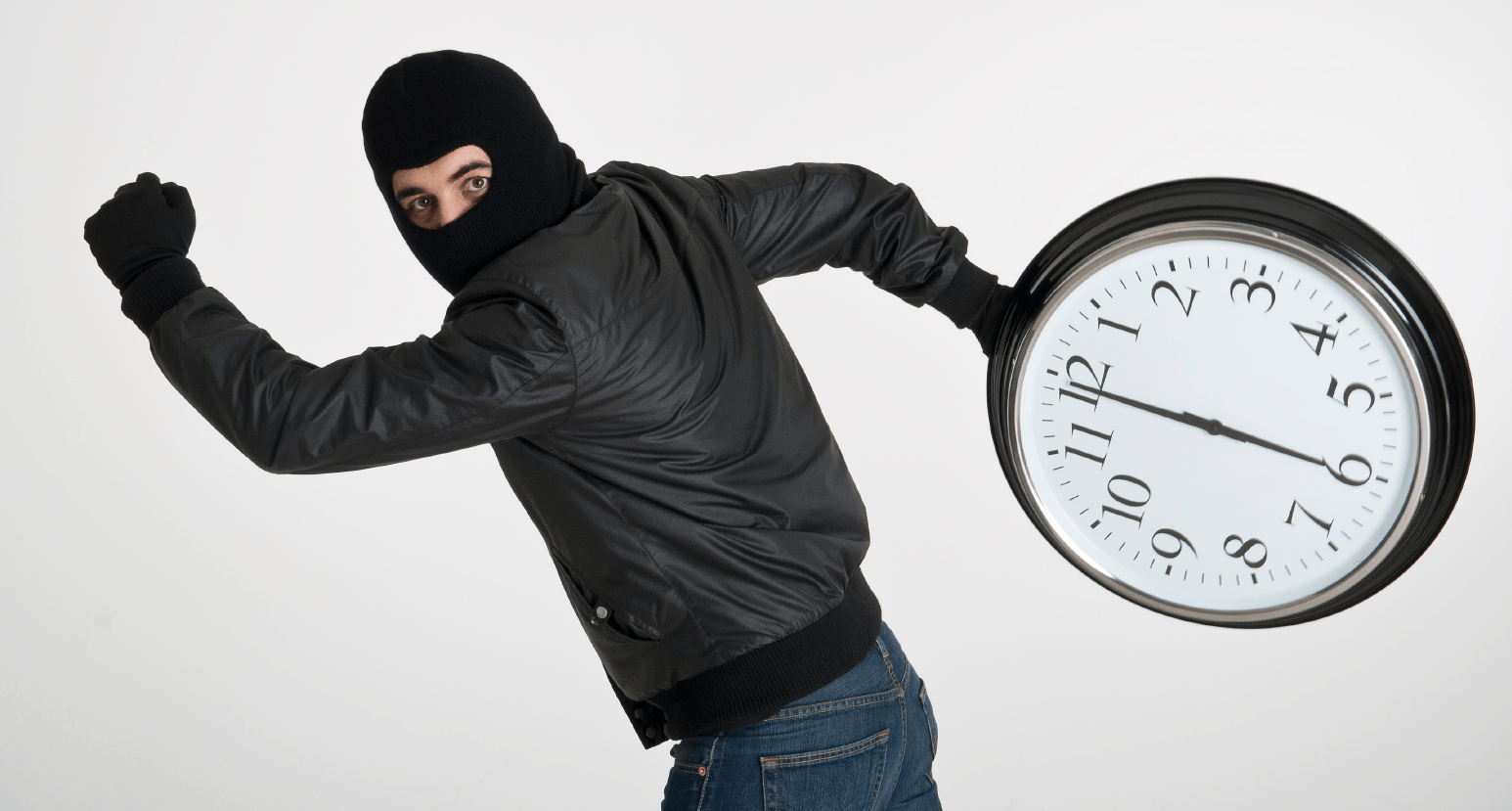 Employees Stealing Time?